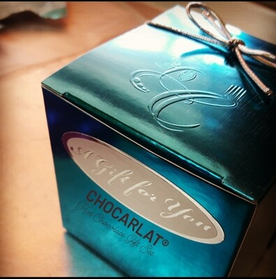 CHOCARLAT Luxury Hot Chocolate Gift Set