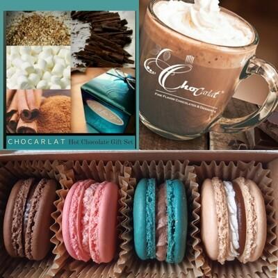 CHOCARLAT️ Luxury Hot Chocolate Gift Set