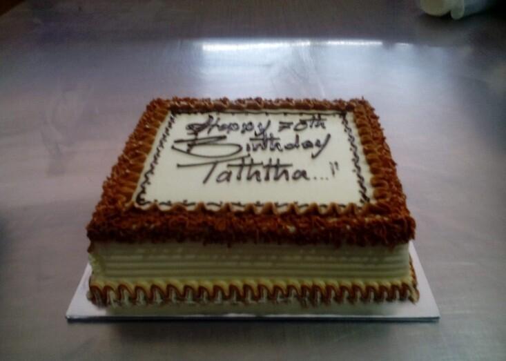 Chocolate  Cake  750g