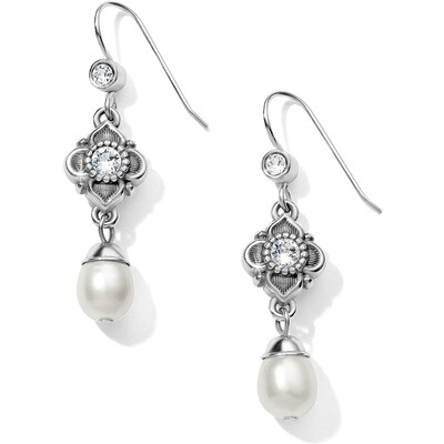 Brighton alcazar margaret drop earrings