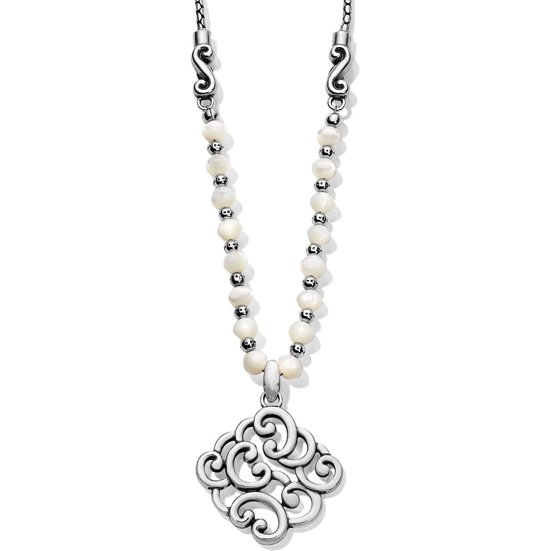 Brighton barbados nuvola shell necklace