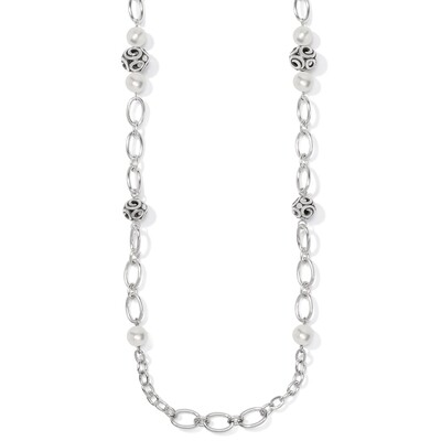 Brighton Contempo Sphere Long Necklace