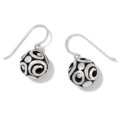 Brighton Contempo Sphere French Wire Earrings