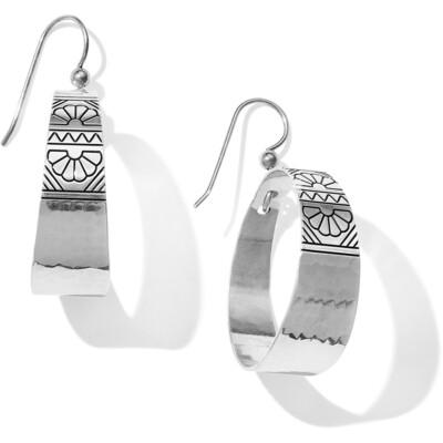 Brighton Marrakesh Mesa Hoop French wire earring