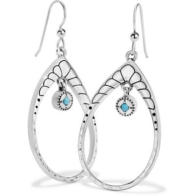 Brighton marrakesh mystique teardrop french wire earring