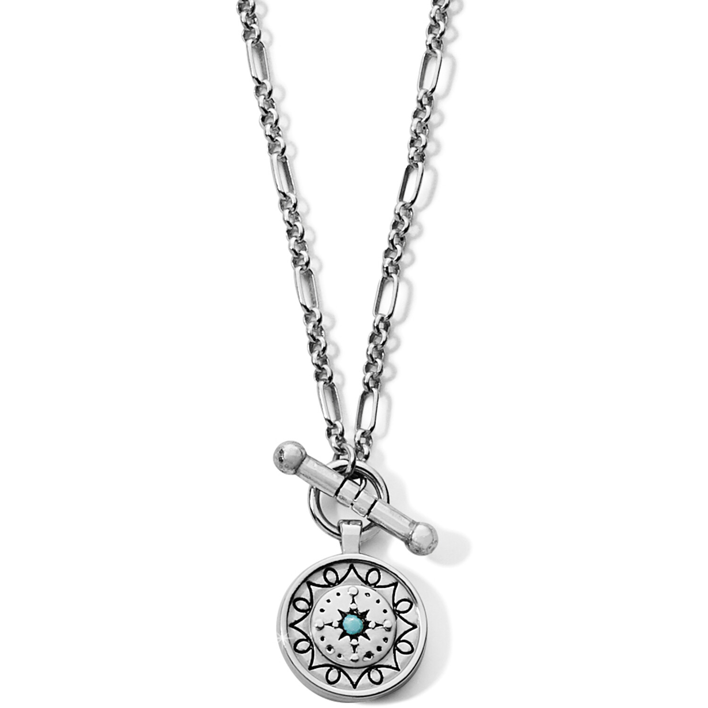 Brighton marrakesh mystique toggle necklace