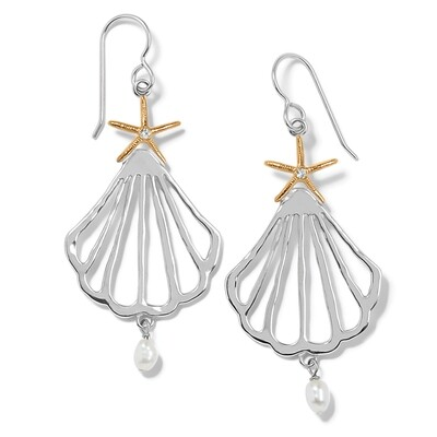 Brighton Paradise Cove Trio French Wire earring
