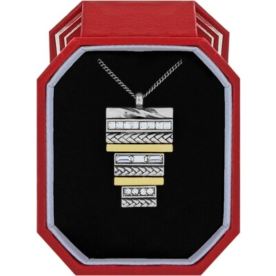Brighton Tapestry Cascade Necklace Gift Box