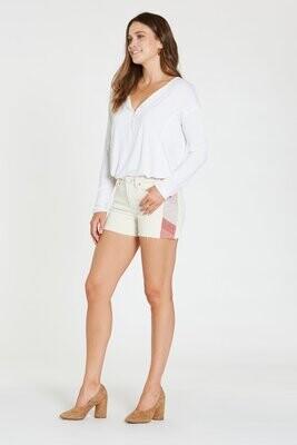DJ Gigi High rise shorts