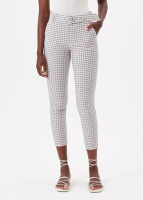 ILTM 27IN Gingham trouser
