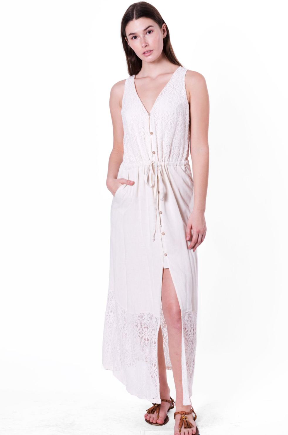 WL belmont maxi dress