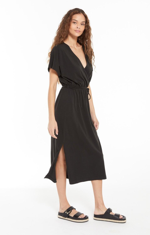 ZS Maryn Wrap Midi Dress