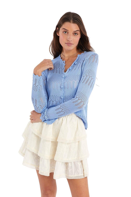 Allison Knit cardigan
