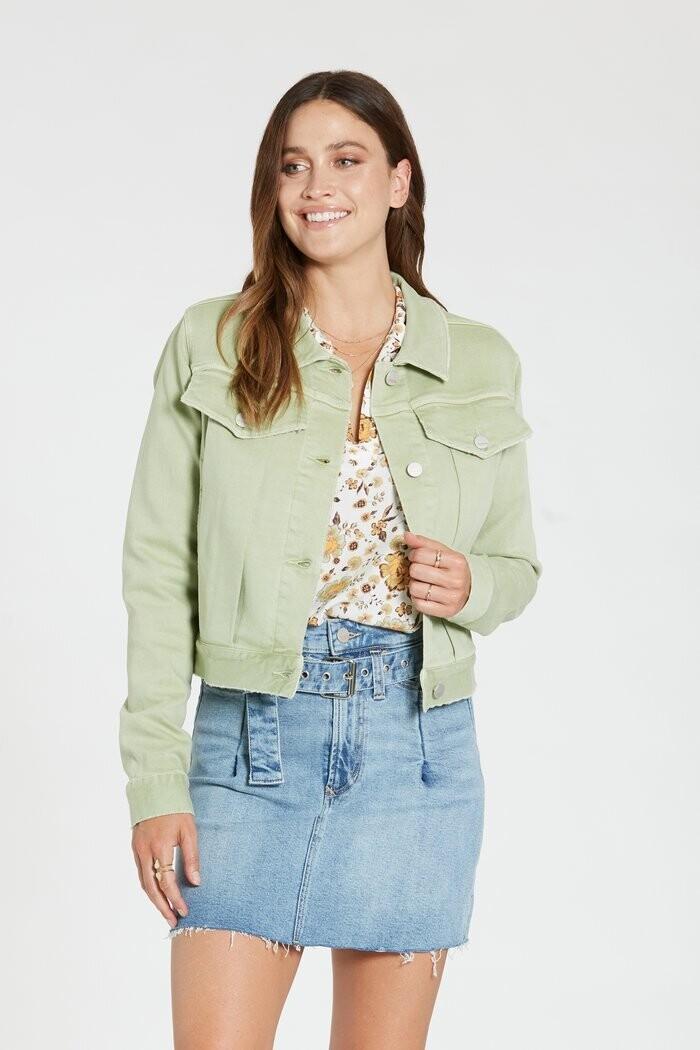 DJ Jenna denim jacket