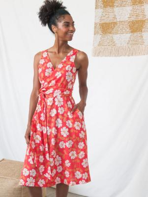 Mata Traders Ana wrap dress