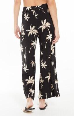 ZS Wahine Tropical Palm Pant