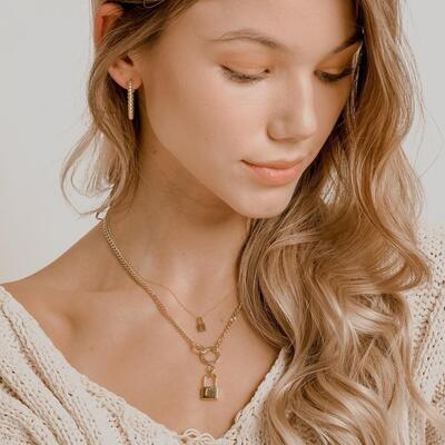 BB Lila necklace