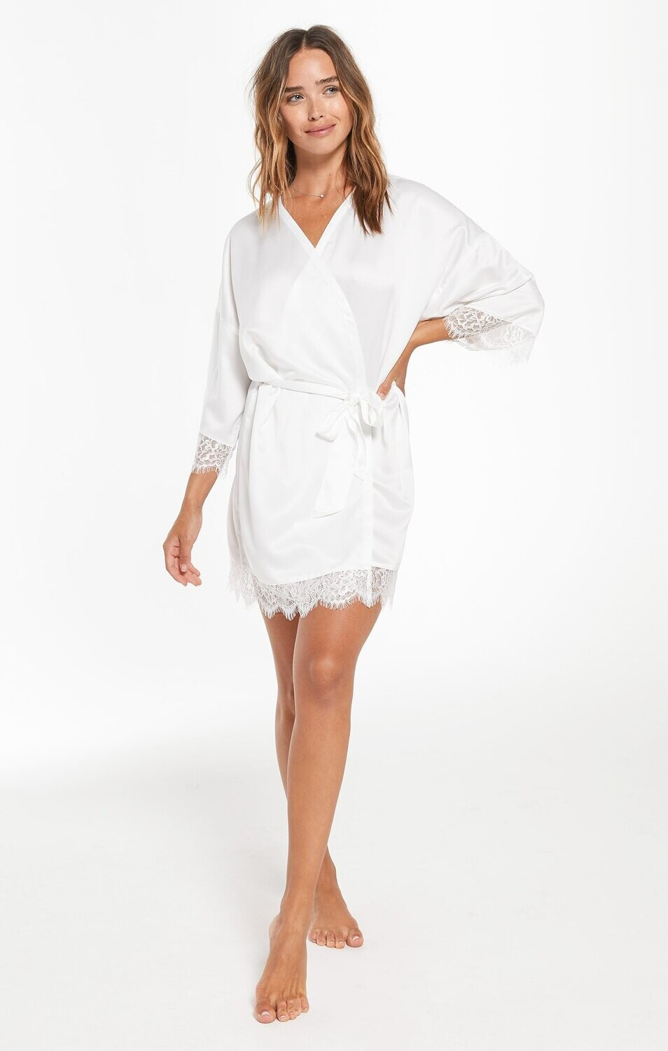 ZS Best day ever robe