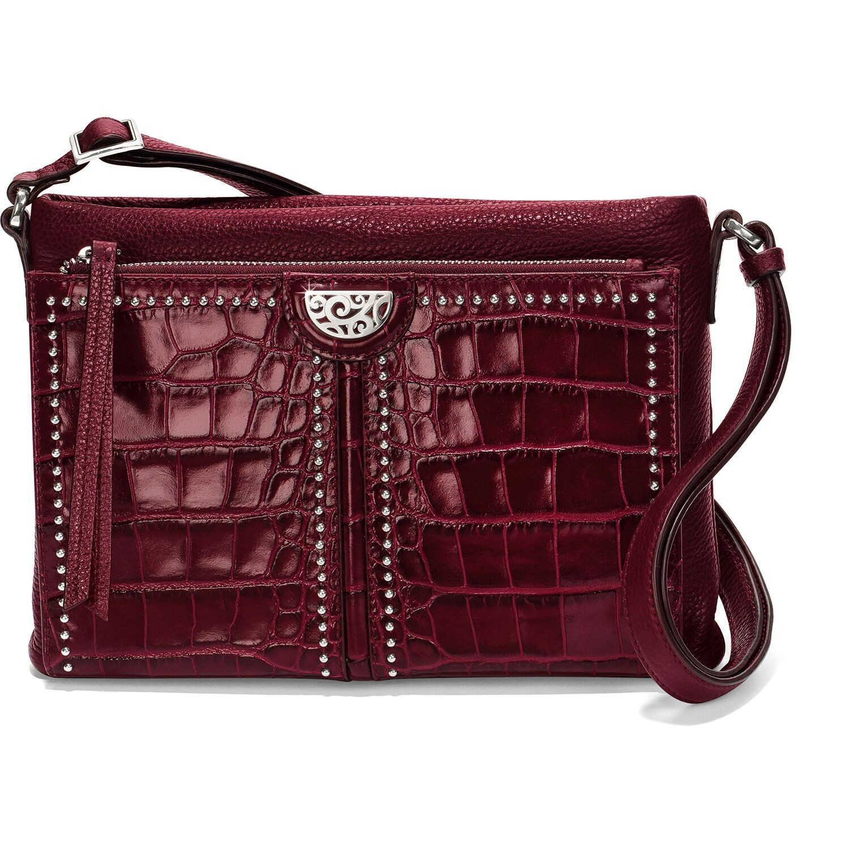 Brighton sangria jagger handbag
