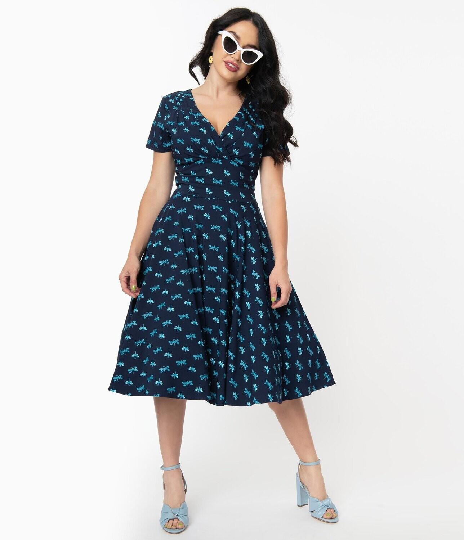 UV Delores Swing Dress