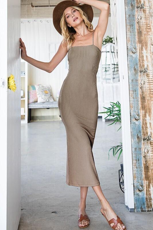 Bucketlist Bodycon dress