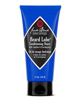 JackB Beard lube conditioning shave
