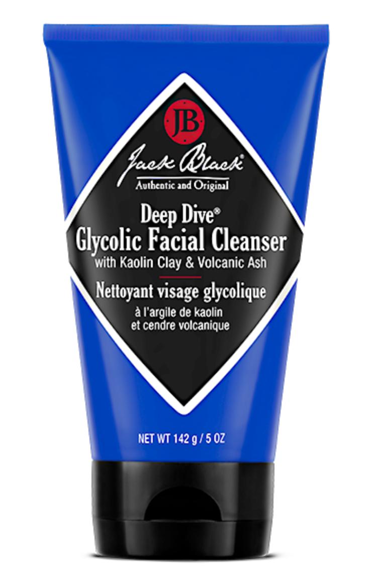 JackB 5 OZ Deep dive glycolic facial cleanser