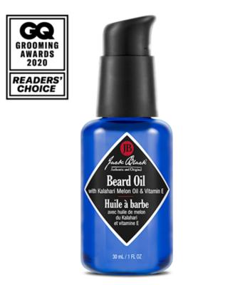 JackB Beard oil