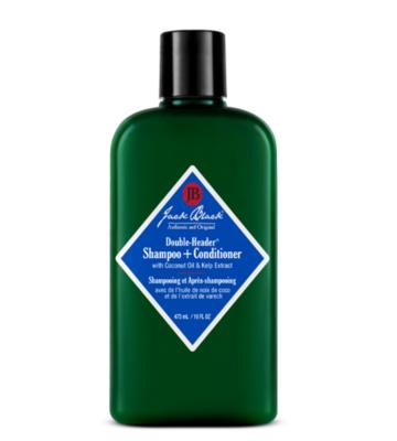JackB Double Header Shampoo/Conditioner