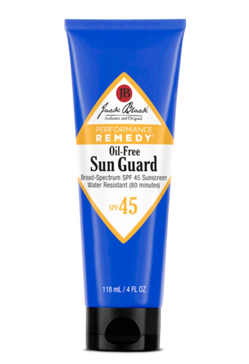 JackB Oil Free sun guard