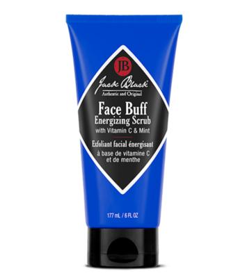 JackB Face buff energizing scrub