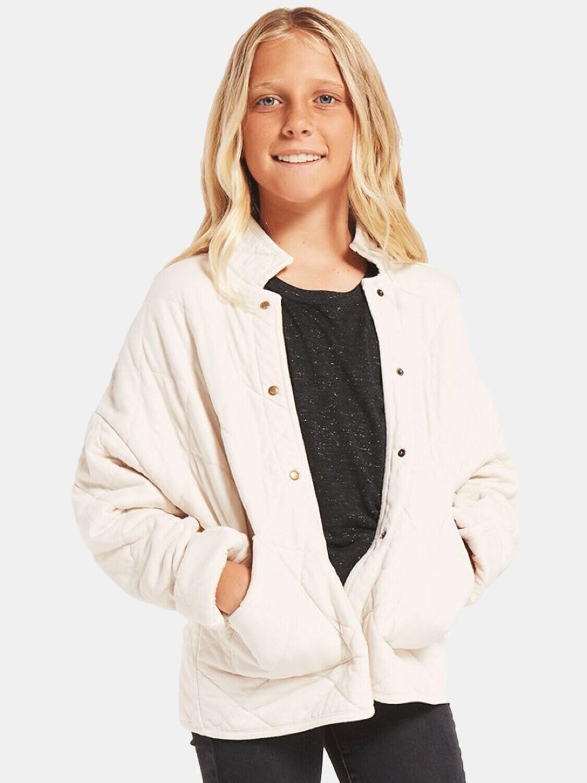 ZS Girls Maya Quilted Jacket