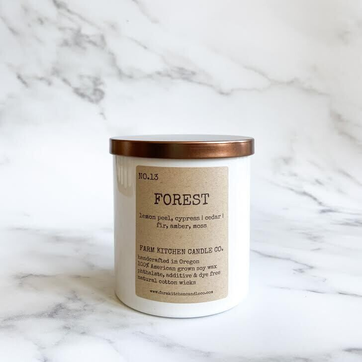 FKC Single wick candle