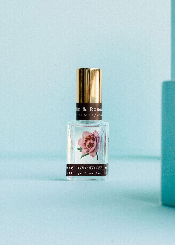 TM Gin & rosewater perfume