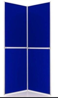 4P Folding Display Board