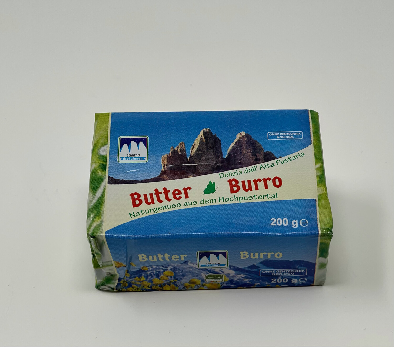 BURRO LATTERIA TRE CIME DOBBIACO gr. 200