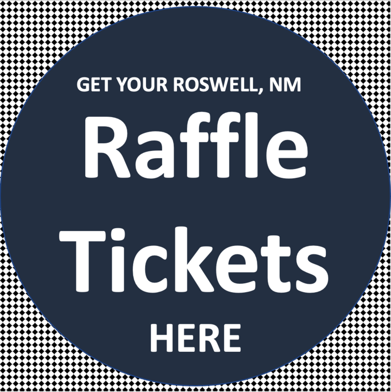 Roswell NM Raffle Tickets