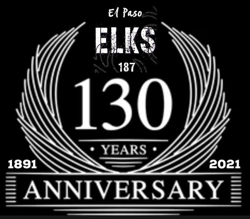 El Paso Elks 130th T-Shirt