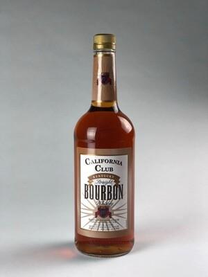 CALIFORNIA CLUB BOURBON