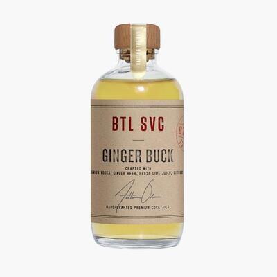 BTL SVC - GINGER BUCK 100ML