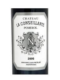 2006 CHATEAU LA CONSEILLANTE, POMEROL