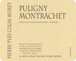 2018 PIERRE-YVES COLIN-MOREY PULIGNY-MONTRACHET