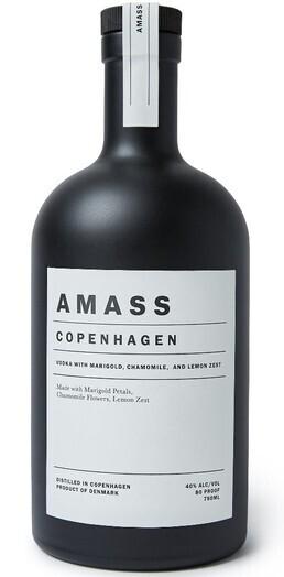"AMASS ""COPENHAGEN VODKA"""