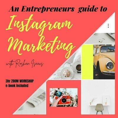 An Entrepreneurs Guide to Instagram Marketing
