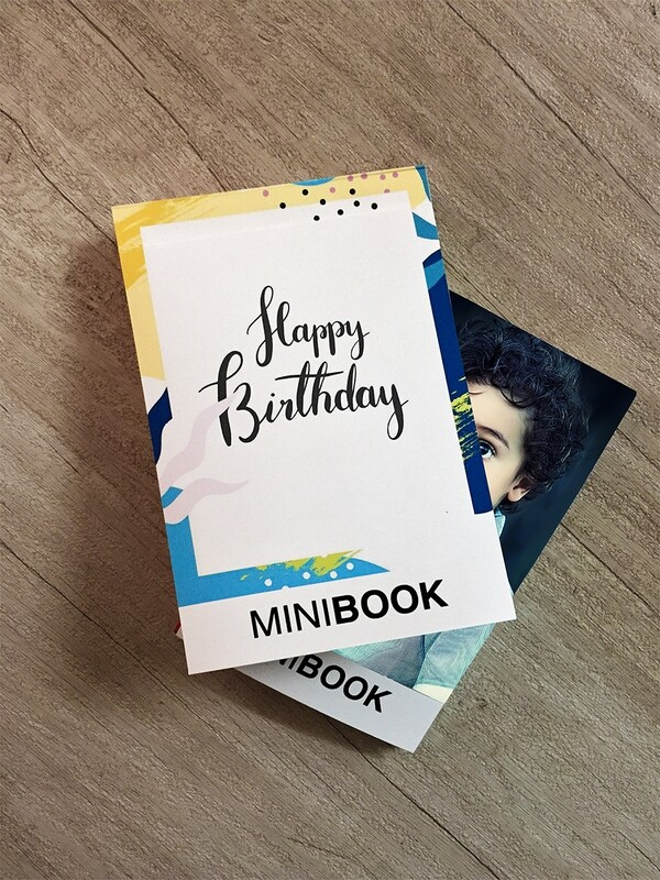 MINIBOOK - Store your images in style