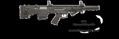 Radikal MODEL NK-1-12G-24B 12 GAUGE BULLPUP TACTICALSHOTGUN