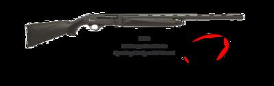 Radikal MODEL SA-3-20G-28B 20 GAUGE SEMI-AUTO SPORTING SHOTGUN