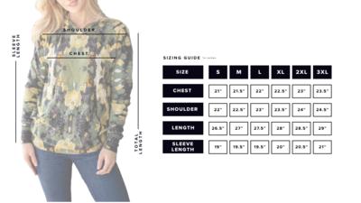 Tactica Clever Concealment Camo Sweater
