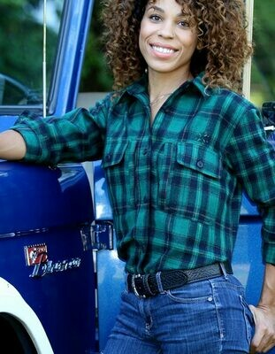 Tactica Proud to Protect Flannel Concealed Carry Shirt