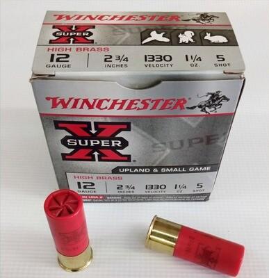 Winchester 12 Ga #5 Shot
